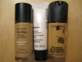 MY TOP FOUNDATION PICKS FOR OILY SKIN