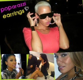 "Trend: ""Basketball Wives"" Earrings"