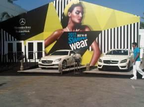 Mercedes Benz Fashion Week Swim2012