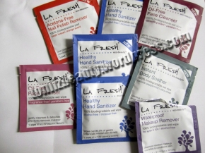 LA Fresh Eco-Beauty Trial & Travel Pack Review