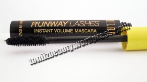Milani Runway Lashes Mascara Review