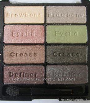 Wet N Wild Comfort Zone PaletteReview