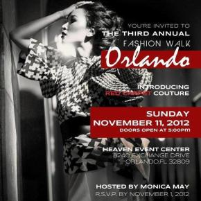 Fashion Walk Orlando 2012